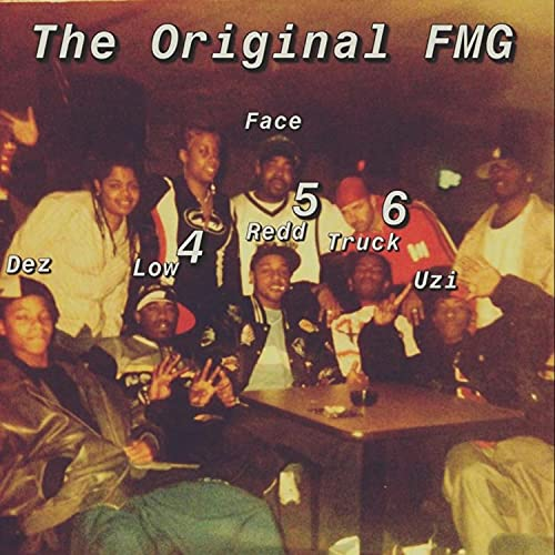 FMG Lifestyle (feat. Dez Dillinger Fmg, Low Woskie Fmg & Uzi Clip Fmg) [Explicit]