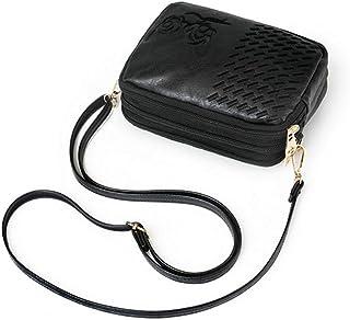 3 cerniere sulla parte superiore borse a tracolla per le donne alla moda piccola borsa a tracolla ricamo ladies borse desi...