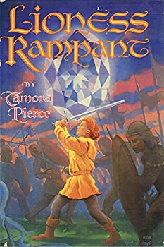 Hardcover LIONESS RAMPANT (The Song of the Lioness) Book