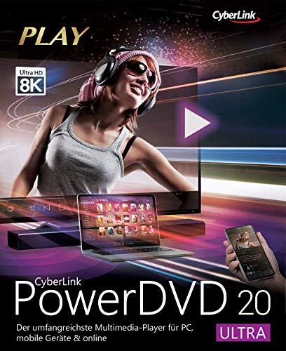 CyberLink PowerDVD 20 Ultra | PC | PC Aktivierungscode per Email