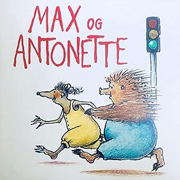 Børnenes TrafikKlub: Max og Antonette