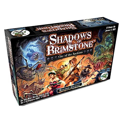 Flying Frog Shadows of Brimstone City of The Ancients Revised Core Set