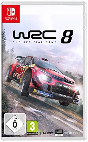 WRC 8 - World Rally Championship 8 [Switch]