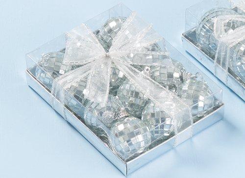 Espejo de plata Chucherías - Paquete de 12 [Toy]