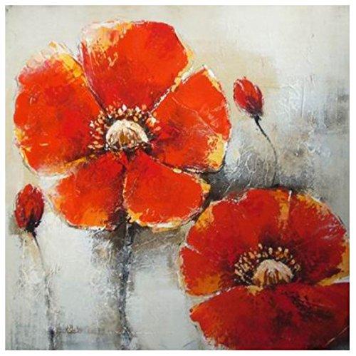 Mendola Art da 218ope3147b Dipinto a Mano Passion, 40x 40cm