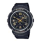 [カシオ] 腕時計 ベビージー BGA-150ST-1AJF レディース ブラック