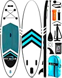11ft Paddle Board Inflatable Paddle Boards for Adults Inflatable Sup Inflatable Stand Up Paddle Board Inflatable Paddle Board Stand-Up Paddleboards