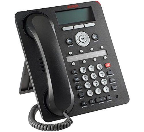 Avaya 1408 Digital Telephone 700504841 (works with Avaya Aura...