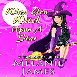 When You Witch Upon a Star audiobook cover art