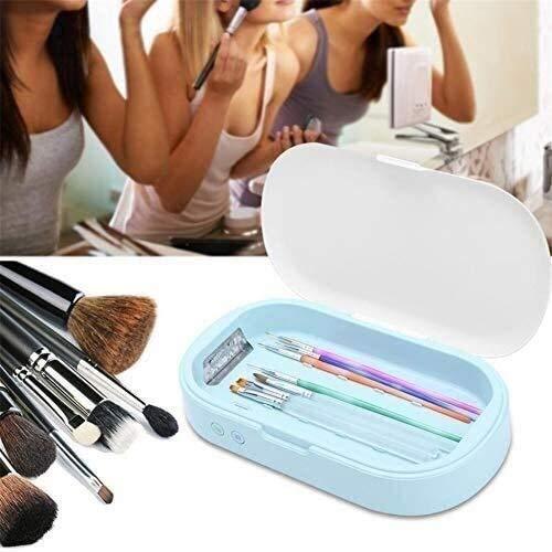 Nicht leicht zu brechen, sicher und zuverlässig UV keimtötende UV-Licht Desinfektion Kabinett Schönheit UV-Desinfektion Tankreinigung Werkzeuge Schmuck, Brillen, Make-up-Werkzeuge, Nagelsalon, der Sch
