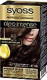 SYOSS Oleo Intense Permanente Öl-Coloration 4-86 Schokoladenbraun, mit pflegendem Öl & ohne...