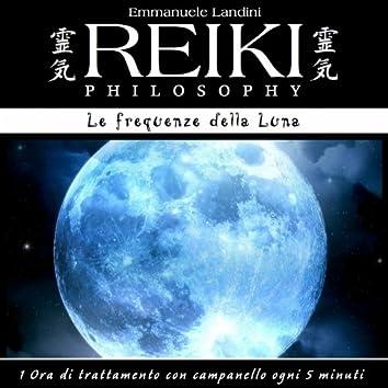 Reiki Philosophy: le frequenze della Luna (1 ora di trattamento con campanello ogni 5 minuti)