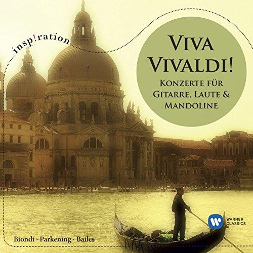 Viva Vivaldi! Musik für Gitarre, Laute & Mandonline