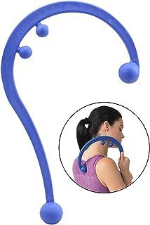 Empower Back and Neck Massager Tool, Trigger Point Self Massage Hook, Myofascial Release, Deep Tissue Massage Hook