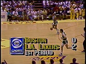 1987 NBA Finals, Game 6: Boston Celtics vs Los Angeles Lakers (6/14/1987)
