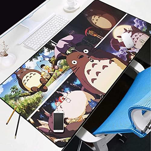 NZTCRFP Alfombrilla De Ratón Gaming Gato De Dibujos Animados De Chico Anime...