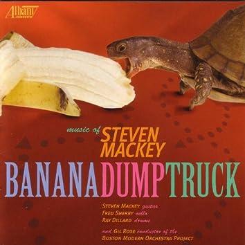 Banana/Dump Truck