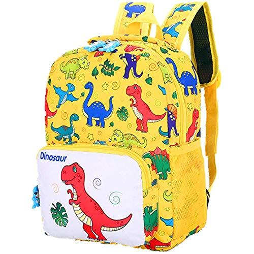3D Cute Animal Cartoon Preschool Rucksack, Cute Cartoon School Bag Backpack Bookbag, for Preschool Kindergarten School Travel