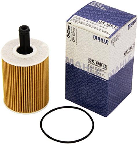 Mahle Filter OX188D Ölfilter