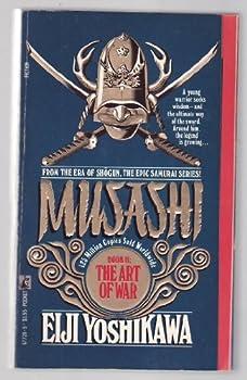 Paperback The Art of War: Musashi Book 2 Book