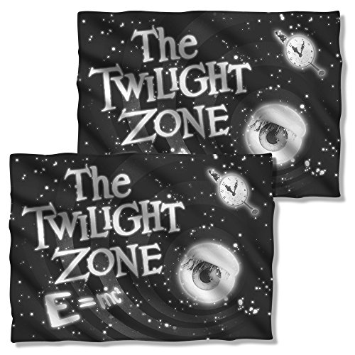 Twilight Zone, The Another Dimension (impressão frontal/traseira) - Fronha