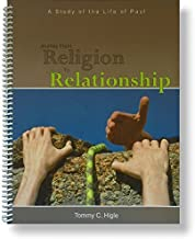 from religion to relationship