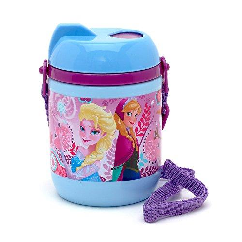 Disney - Gourde La Reine des neiges - photo de Elsa, Anna, Olaf - compagnon magique pour toutes les aventures scolaires