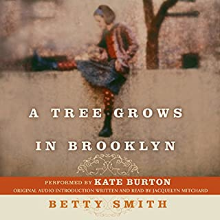 A Tree Grows in Brooklyn audiobook cover art