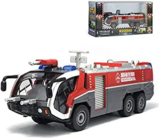 Diecasts & Toy Vehicles - Airfield Water Cannon Zinc Alloy Metal Truck Model Play Vehicles for Kids Gifts