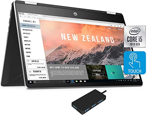 Compare HP Pavilion x360-14t 14-dh2011nr Home Business vs other laptops