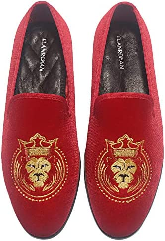 Cheap red bottom shoes for men _image1