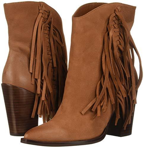 Dolce Vita Women's Kendel Fashion Boot, Brown Nubuck, 9 M US