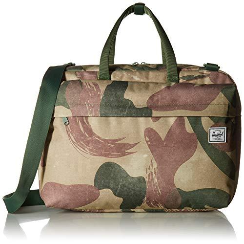 Herschel Sandford Laptop Messenger Bag, Brushstroke Camo, One Size