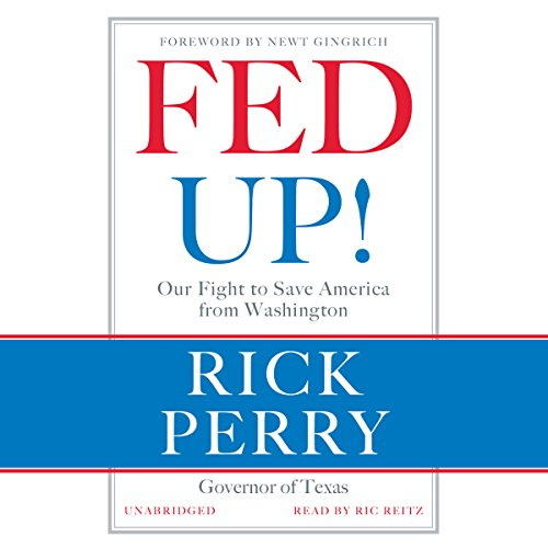 Fed Up! audiobook cover art