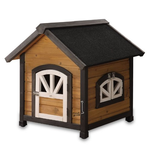 Pet Squeak Doggy Den Dog House, Small