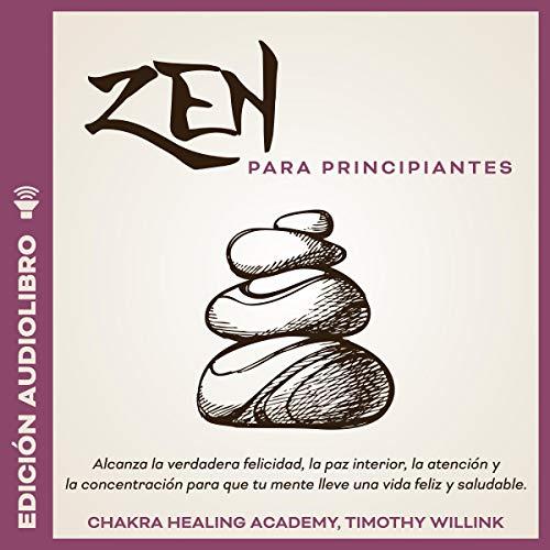 Zen para principiantes [Zen for Beginners] cover art