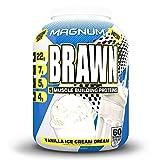 Magnum Brawn, Low-Lactose Protein Mix, Vanilla