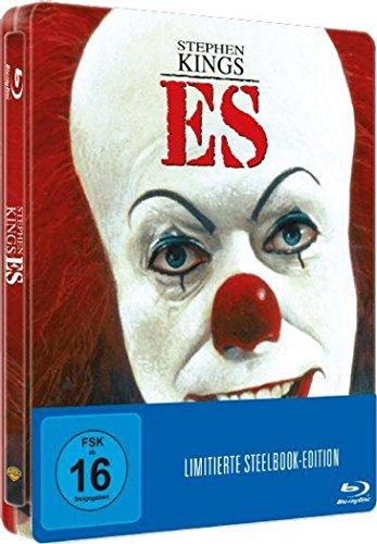 STEPHEN KINGS ES - Exklusiv Limited Edition Steelbook + Innendruck (Blu ray) [Blu-ray] (exklusiv bei Amazon.de)