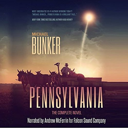 Pennsylvania audiobook cover art