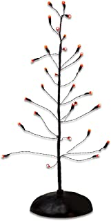 Department 56 Accessories for Villages Halloween Orange Twinkle Bright Tree Accessory Figurine
