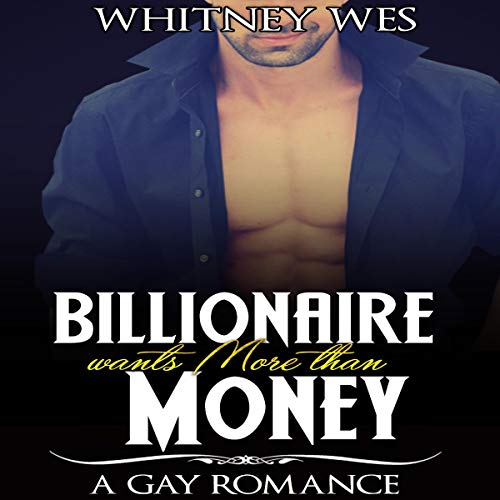 Gay: Billionaire Wants More than Money audiobook cover art