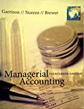 "Managerial Accounting, 14th Edition, International Edition, By Garrison, Noreen, Brewer with a Mcgraw-hill€™s Connect""¢ Accounting Card"