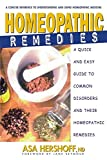 Best Homeopathy Books - Homeopathic Remedies: A Quick and Easy Guide to Review