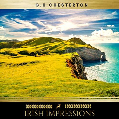 Irish Impressions audiobook cover art