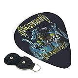 Nazareth ギターピック 3種類の厚さ 6枚セット 初心者用 それぞれ厚さ ピック ウクレレ 音楽ギフト ケース付き