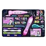 STOBOK Juguete Trenzas fáciles Trenzador de Pelo Multicolor para el Cabello para niñas Juguetes de peluquería para niñas