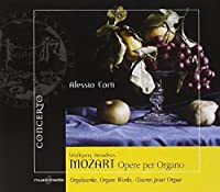 Org Works by W.a. Mozart