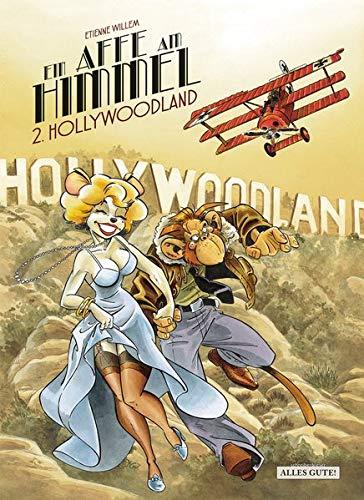 Ein Affe am Himmel: 2. Hollywoodland