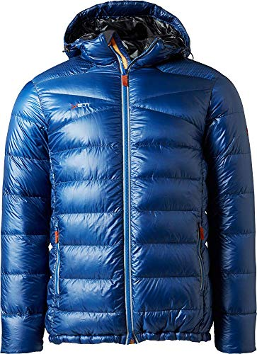 YETI Ace  M´sH-Box Down Jacket - Daunenjacke XL estate/black