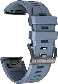 comprar comparacion Notocity Garmin Fenix 5X Correa, Silicona Reemplazo Correa para Garmin Fenix 3/Fenix 3 HR/Fenix 5X/Fenix 5X Plus/Fenix 6X/...
